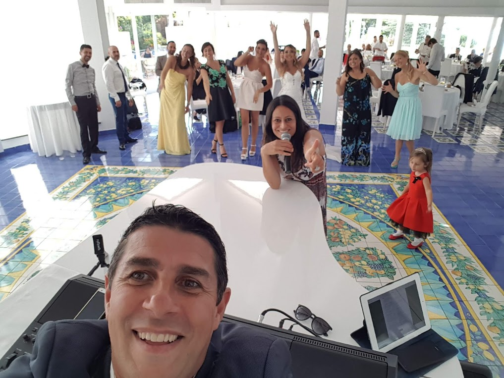 Musica Matrimonio Napoli: Hotel President